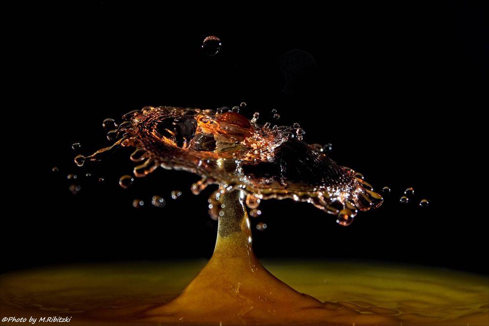 Photo in Fine Art #splash #water splash #miops splash #marius ribitzki #sony #tamron #bebra