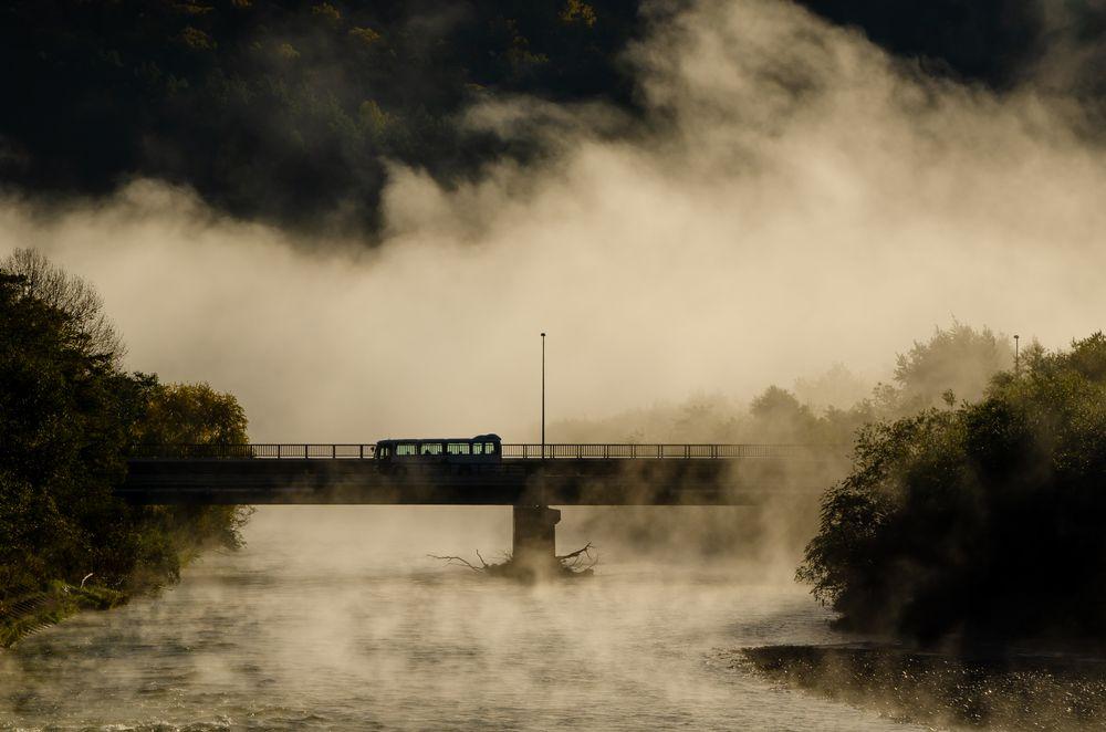 Photo in Landscape #fog #hokkaido