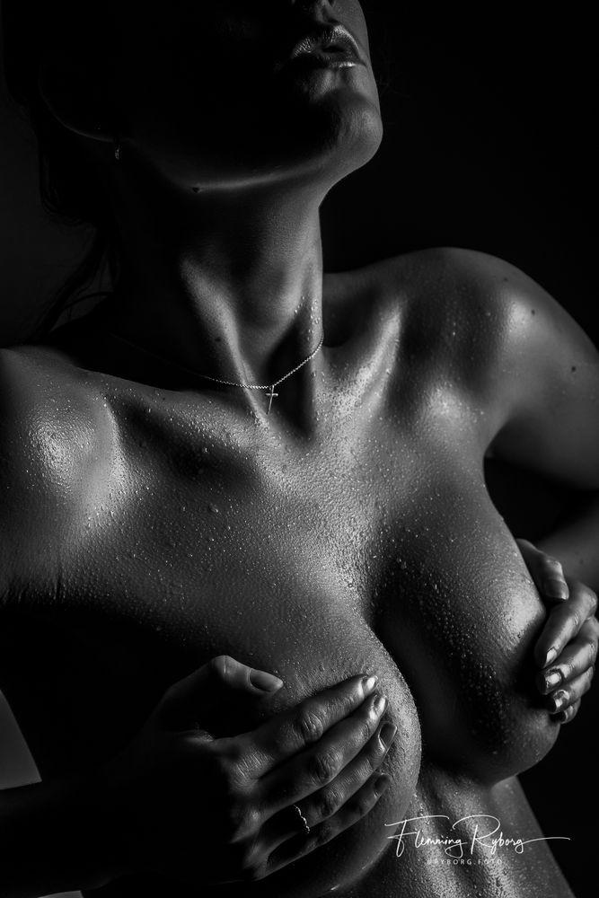 Photo in Fine Art #nude #nudeart #fineart #woman #bw #b&w