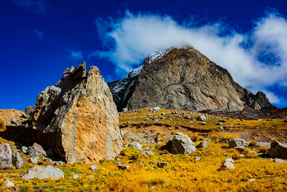 Photo in Landscape #photo #photography #peru #nature #mountains #andes