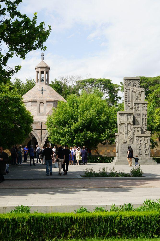 Photo in Architecture #echmiadzin #siggi wagner