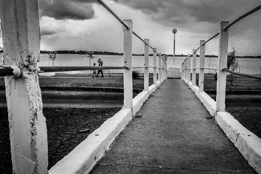Photo in Random #black and white #byn #blancoy negro #puente #art #arte