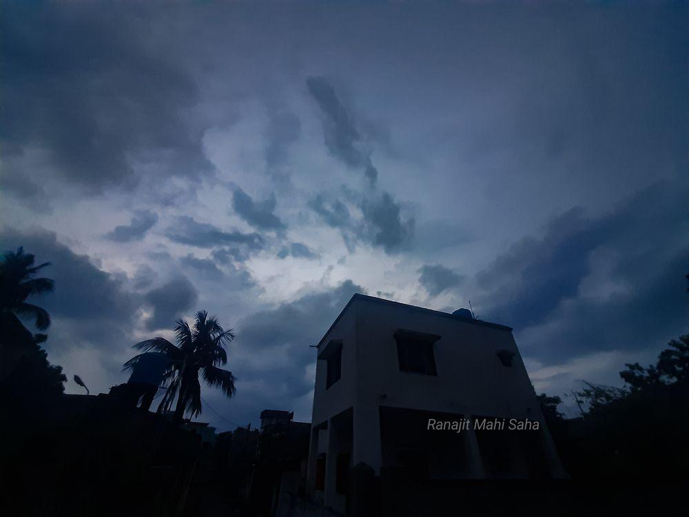 Photo in Random #monsoon #rain #rainfall #share #you pic