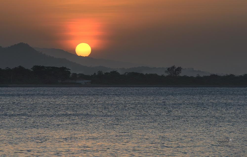 Photo in Landscape #sunset #jamaica #portland #landscape