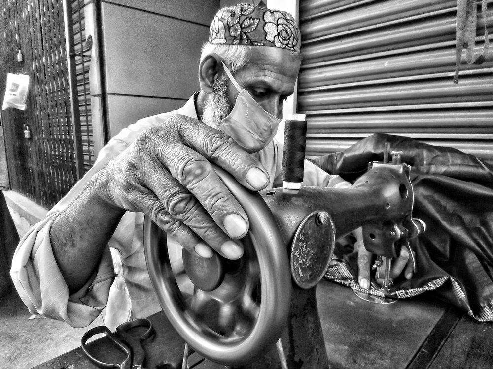 Photo in Random #street #tailor #bangladesh #village #market #travel