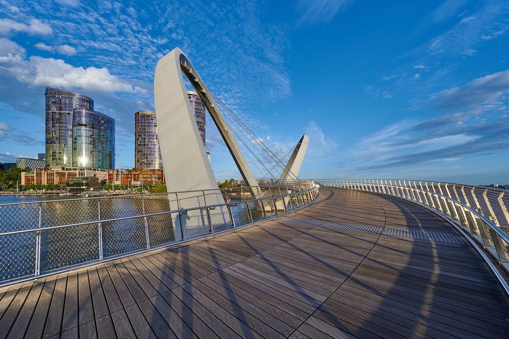 Photo in Cityscape #perth #quay #z7 #nikon #elizabethquay #bridge #14-30f4s