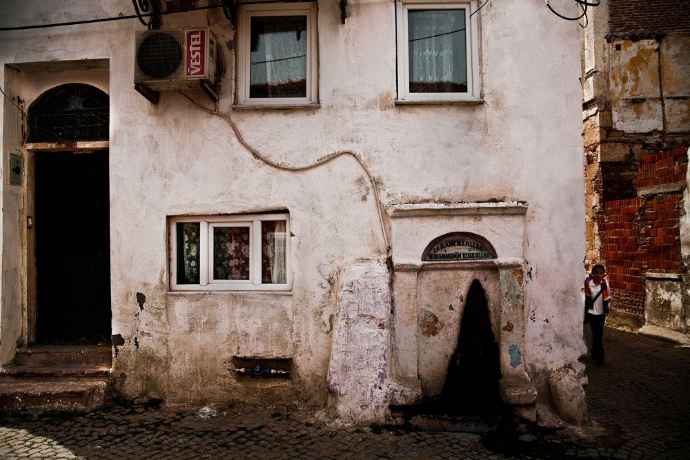 Photo in Street Photography #street #old #people #village #ayvalık
