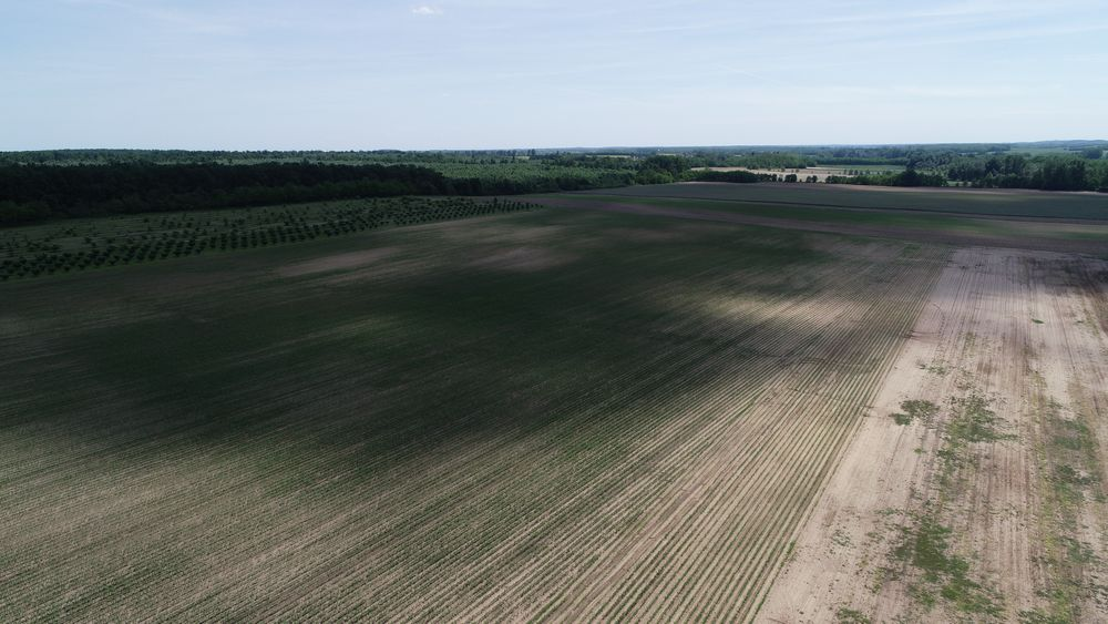 Photo in Aerial #farm #hungary #drone