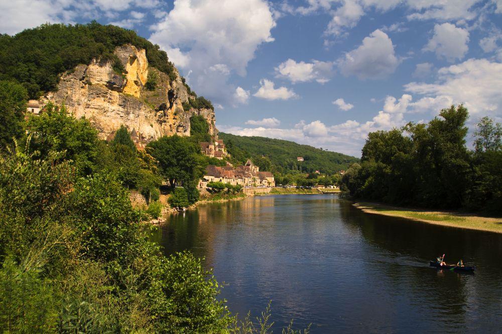 Photo in Landscape #village #la roque-gageac #perigord #dordogne #france