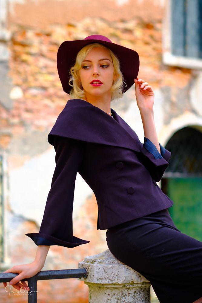 Photo in Fashion #riona neve #venice #fashion