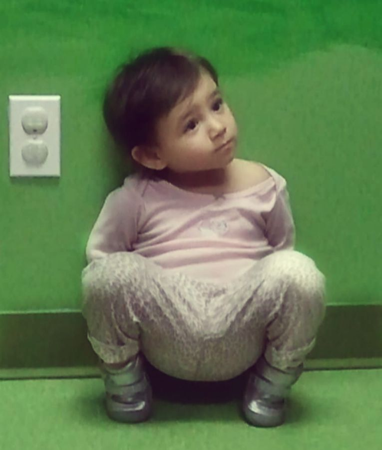 Photo in Family #baby #child #trinity #toodler #cute #beautiful #girl