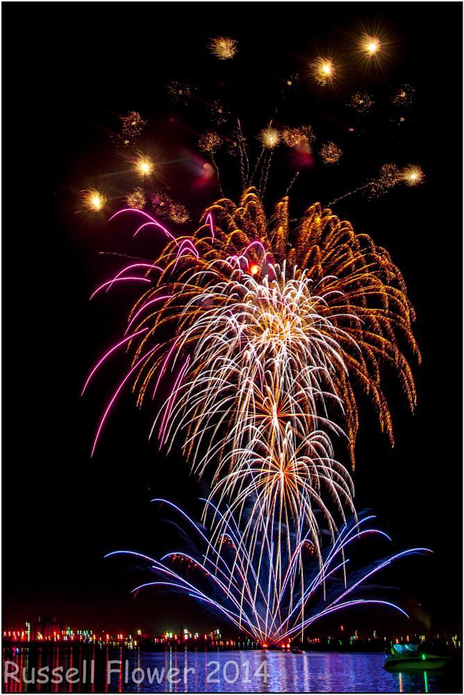Photo in Landscape #fireworks #geelong #nye