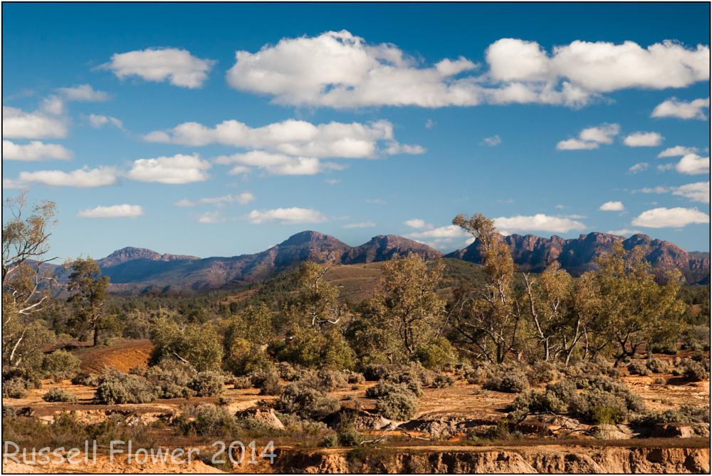 Photo in Landscape #brachina gorge road #country sa #flinders ranges #flinders trip