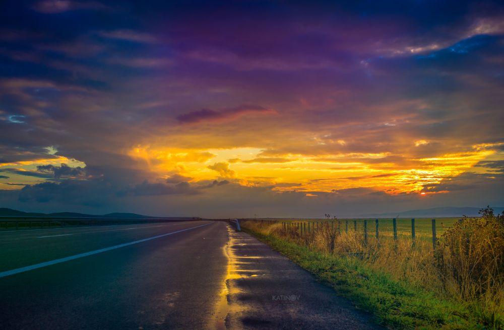 Photo in Landscape #sunset #sunshine #sun #sundown #landscape #nature #katinov #stoyan katinov #beautiful #canon6d #glamour