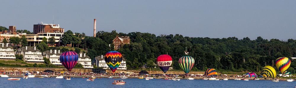 Photo in Random #hudson valley balloon festival