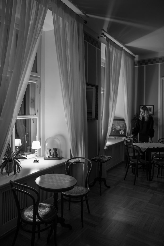 Photo in Interior #cafe #museum