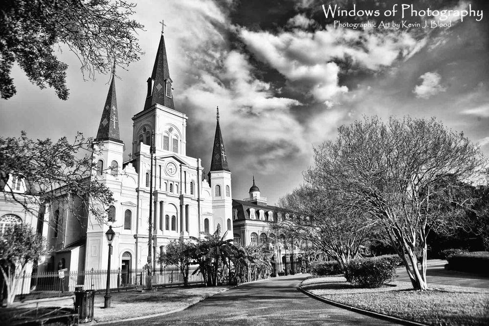 Photo in Random #saint louis cathedral #new orleans #louisiana