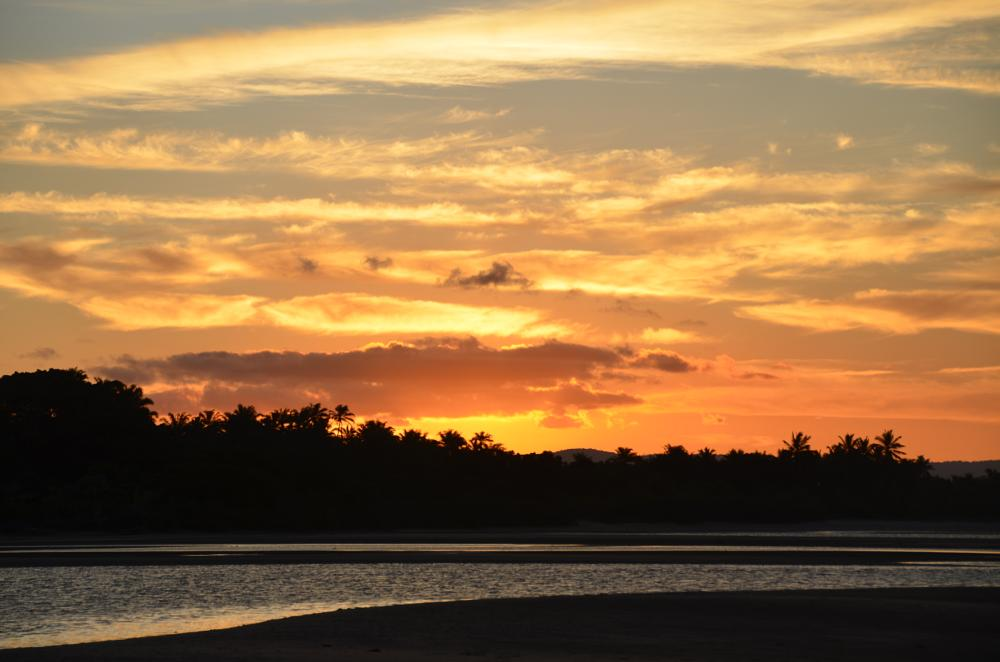 Photo in Landscape #sunset #river #colors #sand #reflex