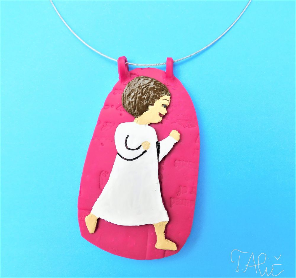 Photo in People #fairy tale #child #shirt #handmade #jewelry #crafts #gifts #accessories