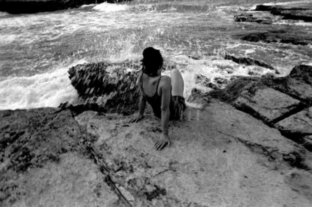 Photo in People #photographie argentique #noir & blanc #scène de vie