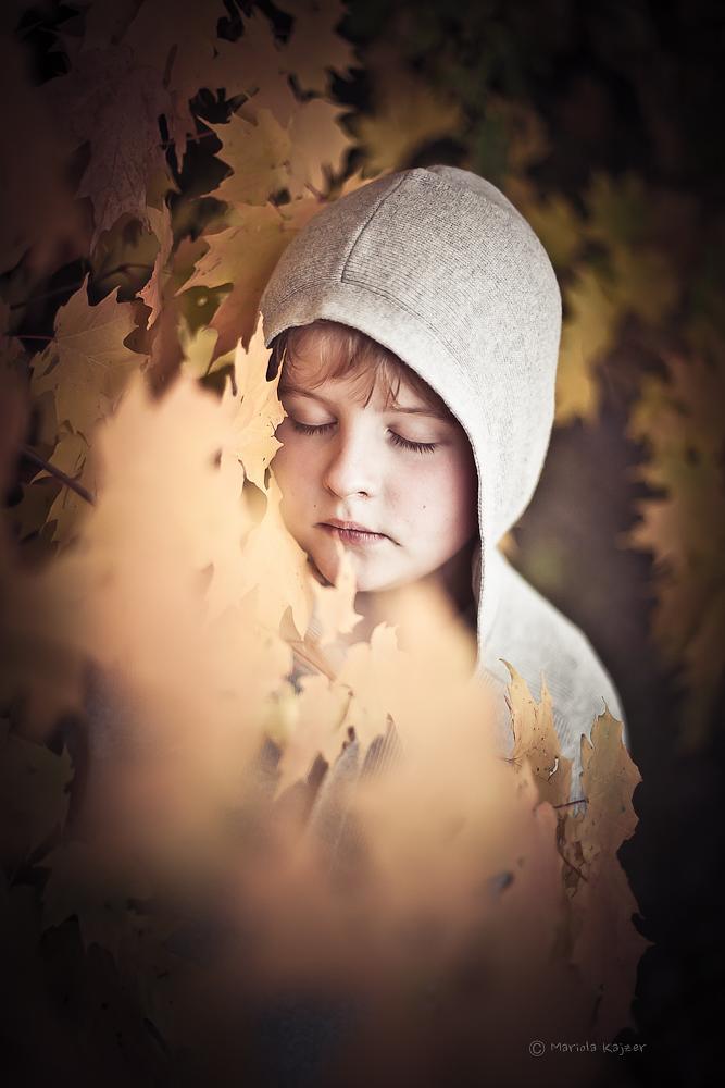 Photo in Portrait #boy #child #kid #poeple #fall #portrait