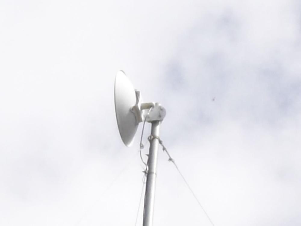 Photo in Industrial #internet #radial #antena #recepción #conectividad #enlace