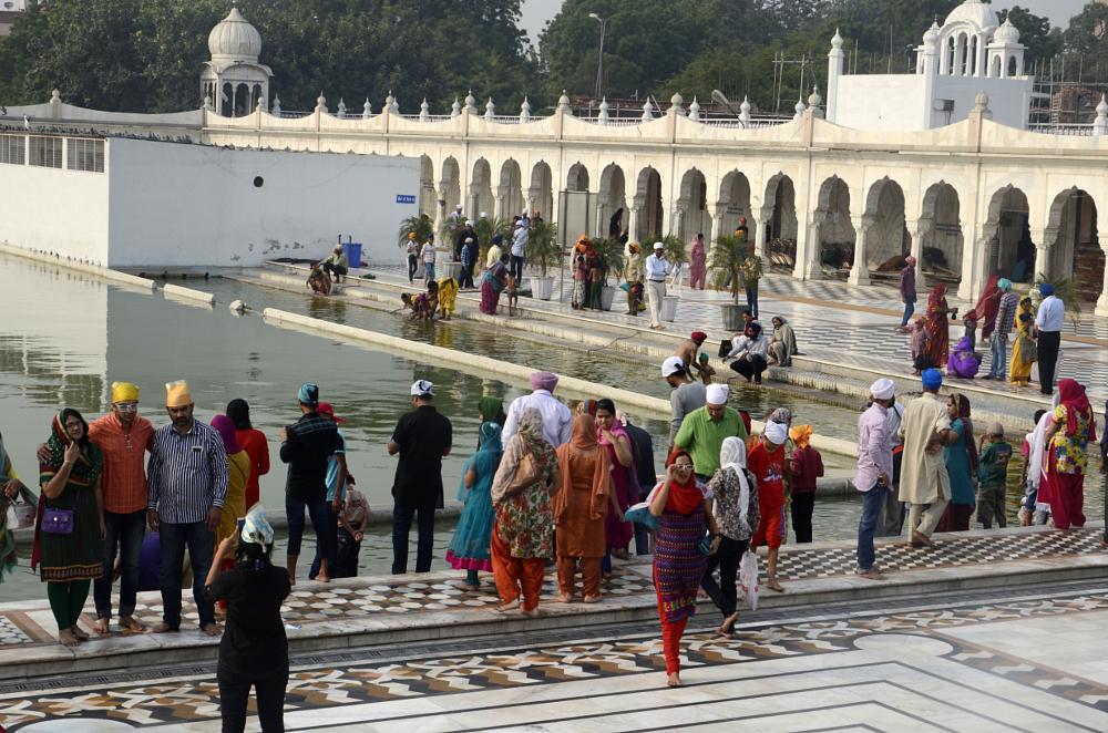 Photo in Random #sikh #temple #delhi #india