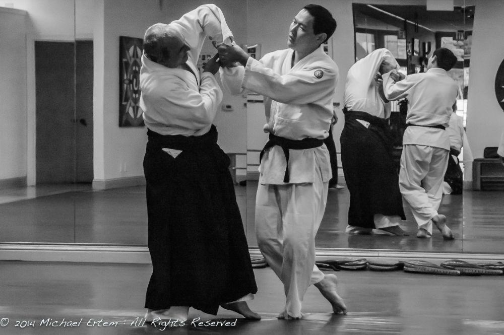 Photo in Sports #aikido #martial arts #dojo