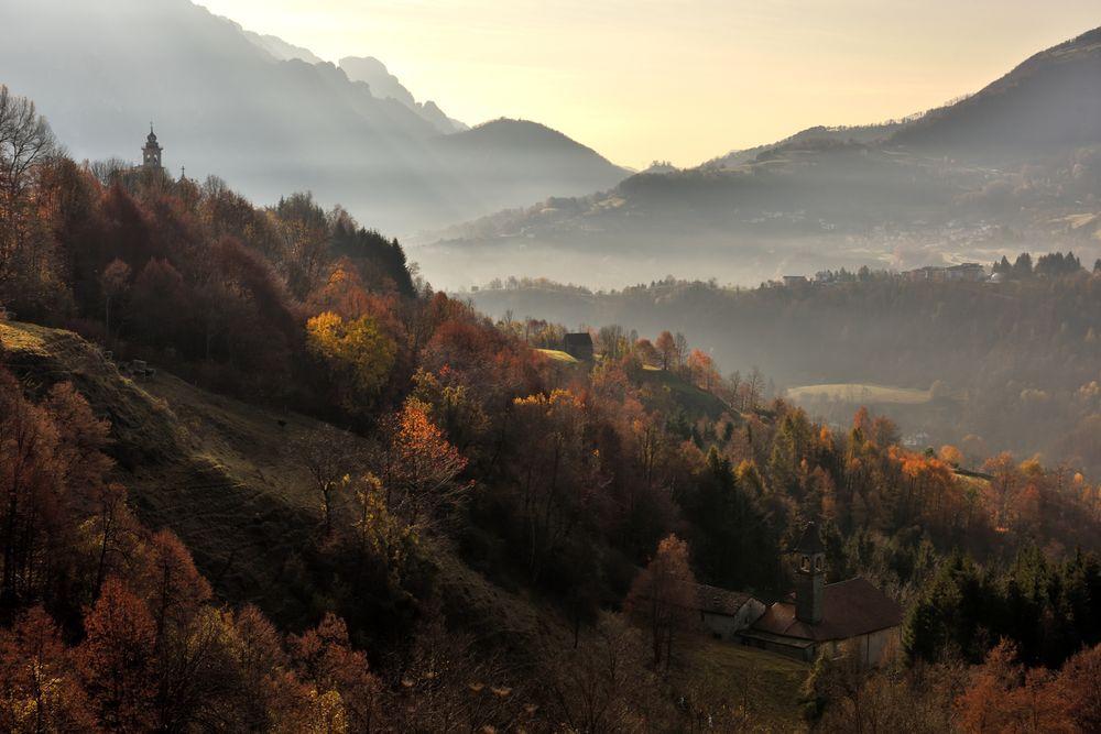 Photo in Landscape #val taleggio #val brembana #pizzino #armonia #dolcezza #serenitò