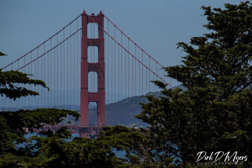 Photo in Architecture #bridge #golden gate #california #san francisco #iconic #sky #landscape