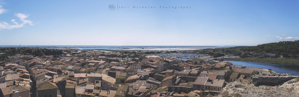 Photo in Landscape #gruissan #france #panorama #sea #sun #photo