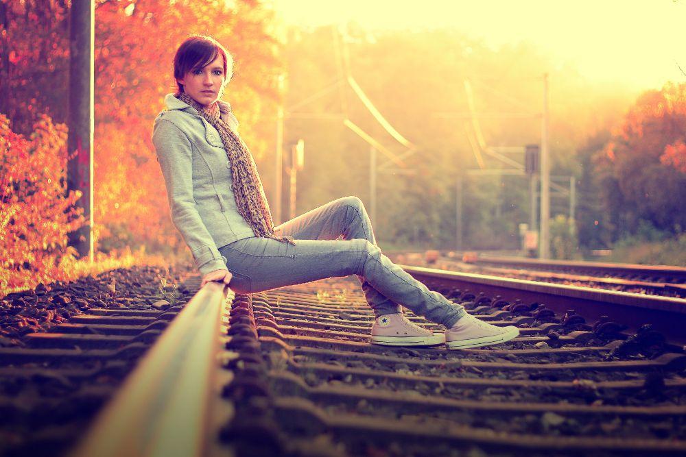 Photo in Portrait #tracks #portrait