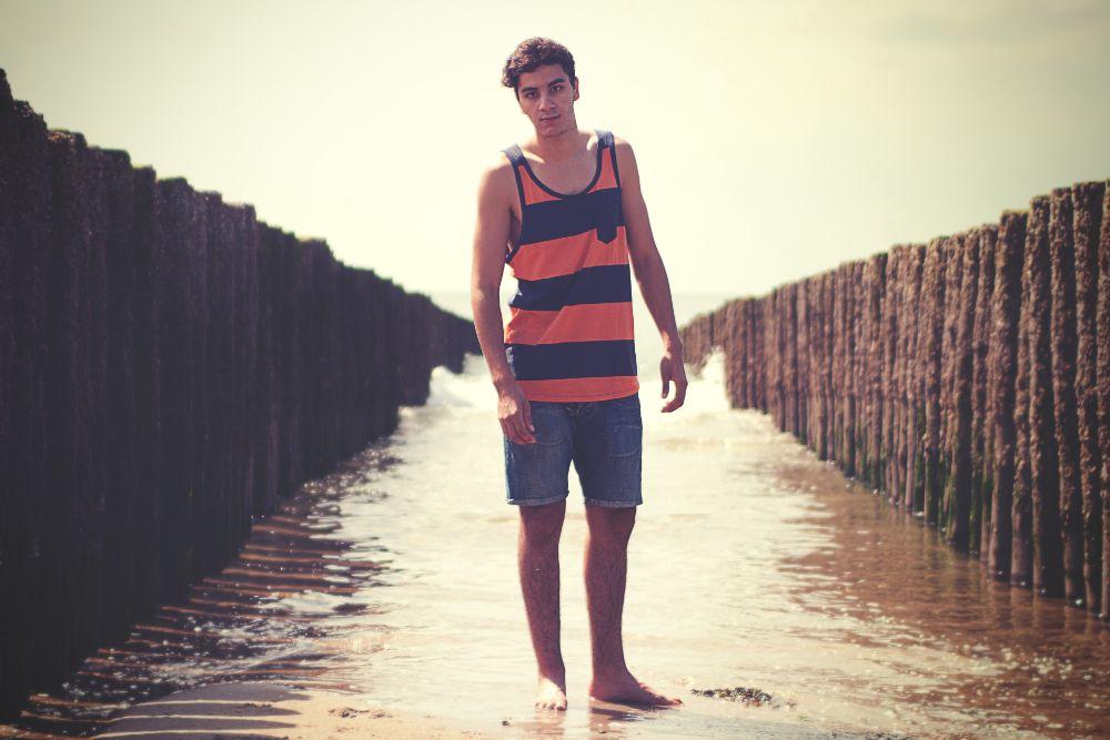 Photo in Portrait #netherland #beach #portrait