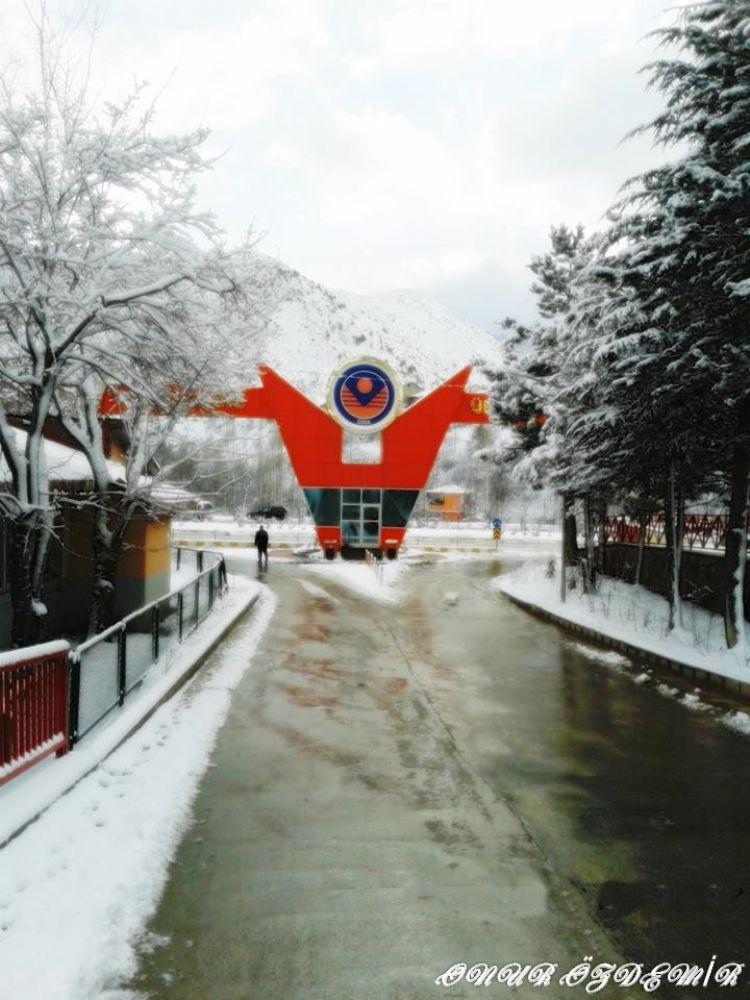 Photo in Random #gümüşhane üniversitesi #kampüs #şehir
