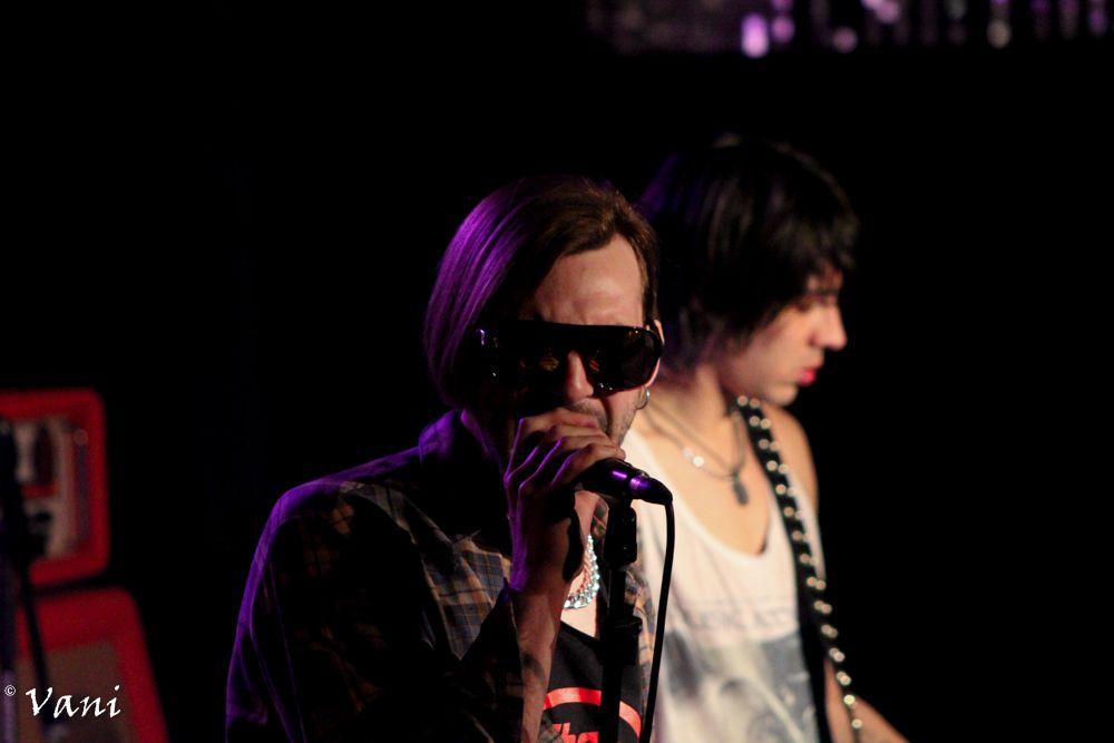 Photo in Concert #makena #otrabanda #rock #gunsandroses