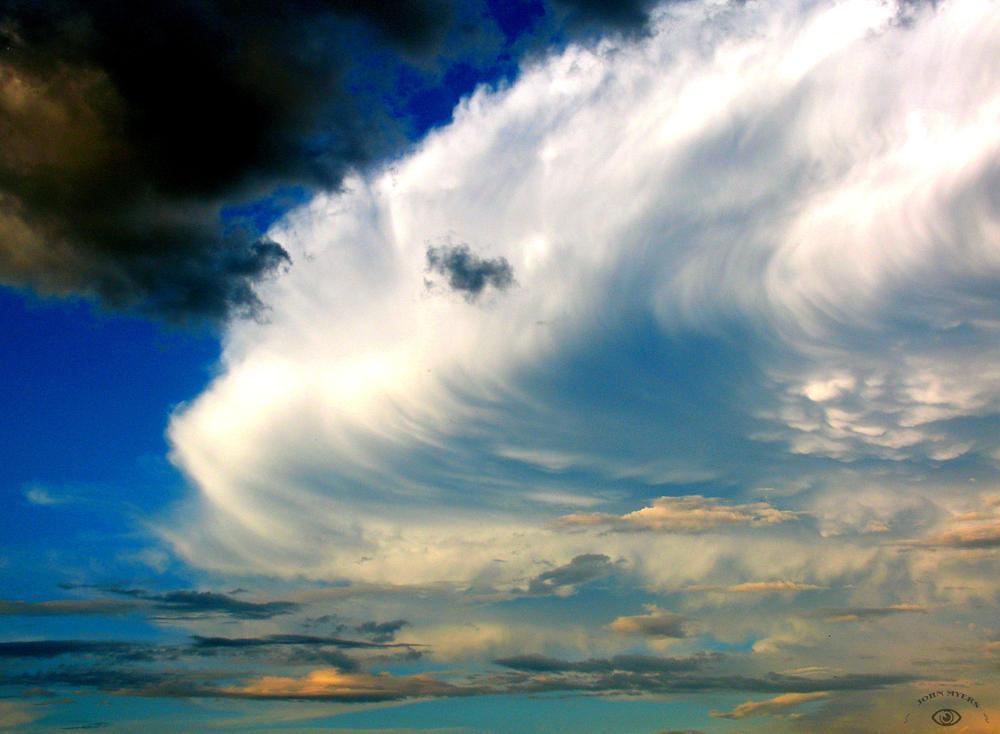 Photo in Nature #clouds #sky #heaven