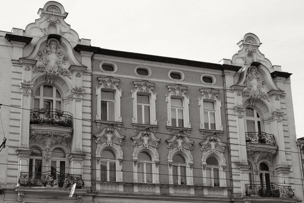 Photo in Black and White #łódź #x-t30 #bw