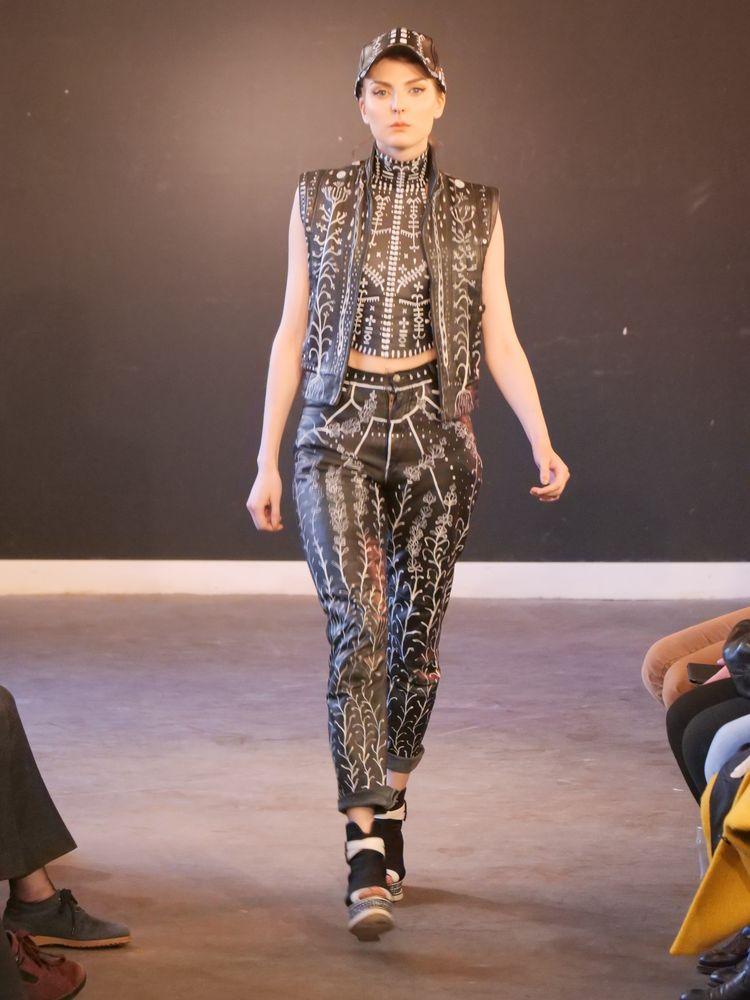Photo in Fashion #fashion #runway #show #catwalk #model #designer