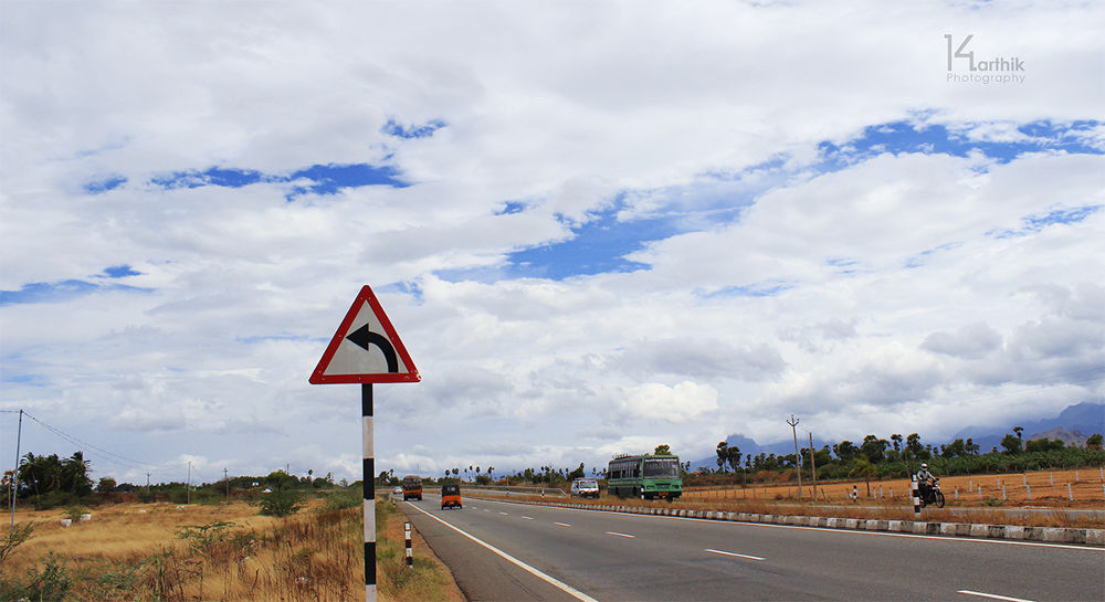 Photo in Random #photography #photo #nature #sky #cloud #road #kalakad #tirunelveli #tamilnadu #india #art #landscape