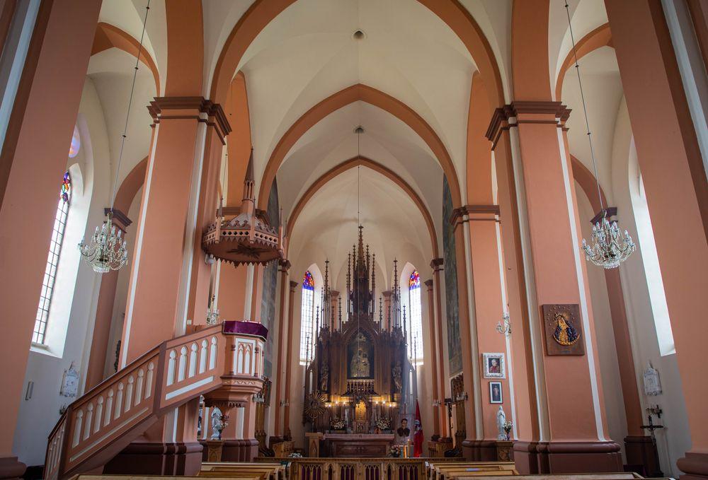 Photo in Architecture #church #interior