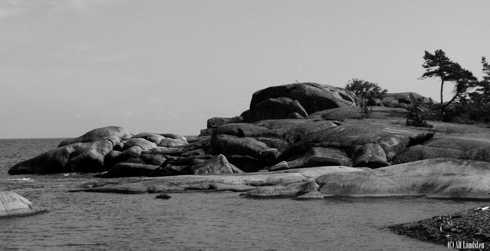 Photo in Nature #jussarö #island #finnish archipelago #rocks #water