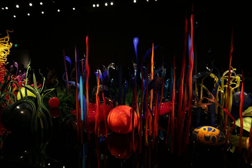 Photo in Fine Art #dale #chihuly #glass #art #museum #seattle
