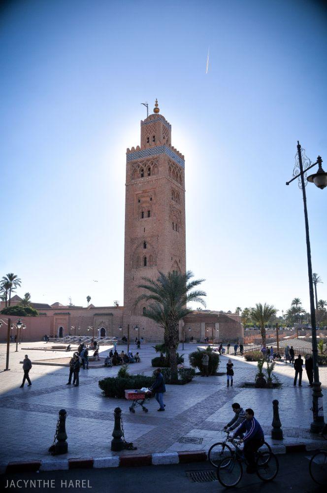 Photo in Travel #marrakech #koutoubia #maroc #morocco