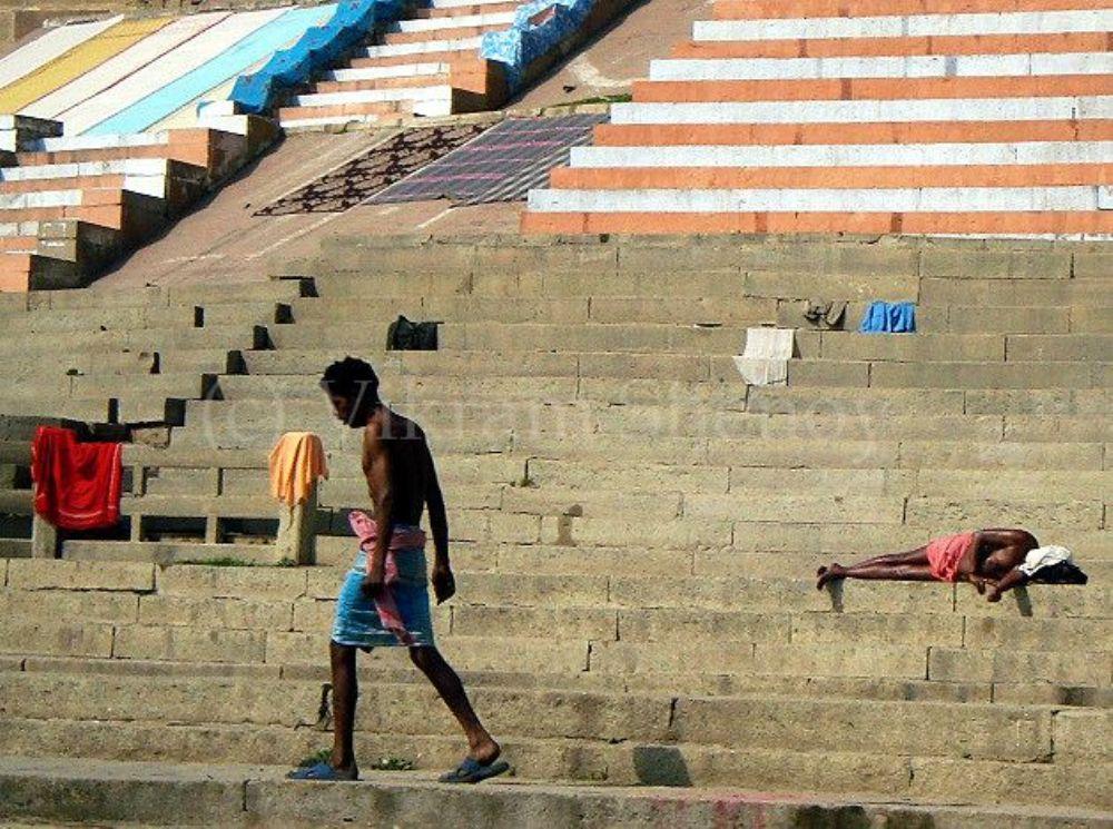 Photo in Street Photography #varanasi #ghat #ganga