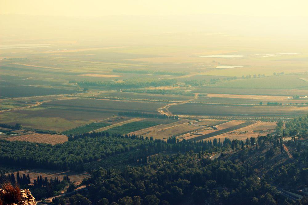 Photo in Landscape #landscape #nature #farms