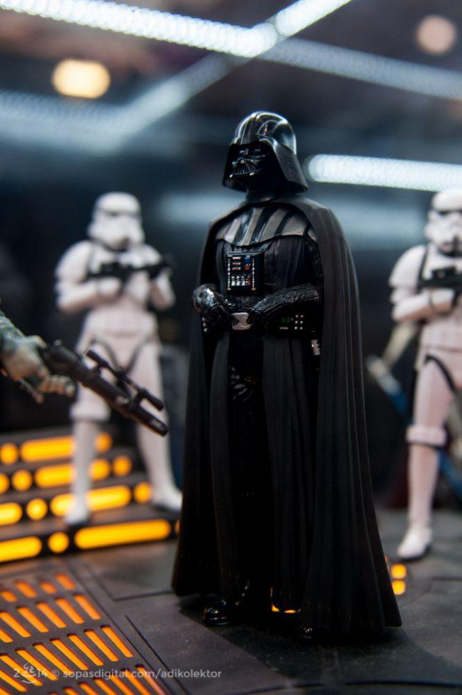 Photo in Random #star wars #darth vader #kotobukiya #artfx #statue #toys #adikolektor