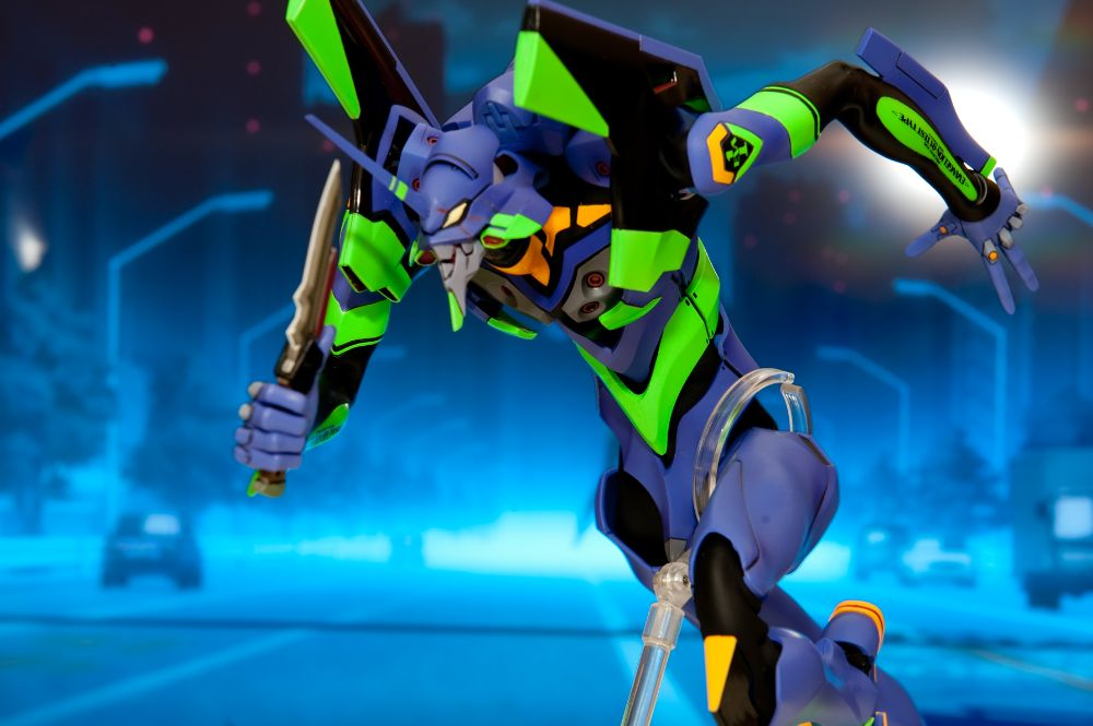 Photo in Random #evangelion #unit-01 #shinji #robot #toys #medicom #real action heroes #rah #adikolektor