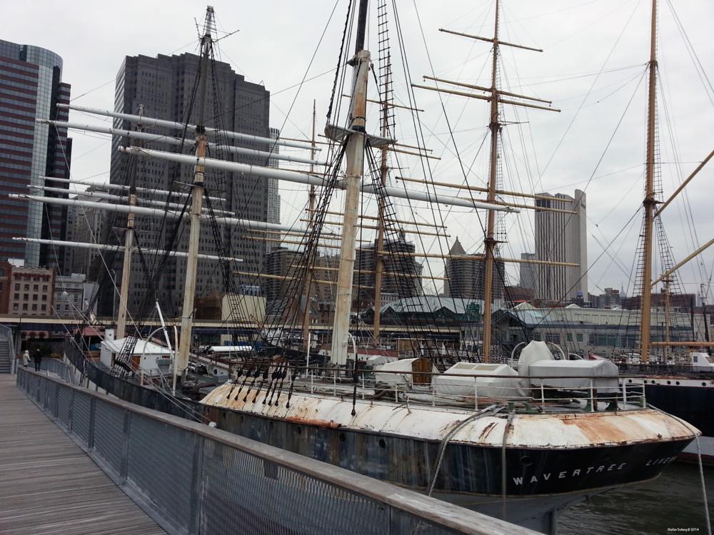 Photo in Random #wavertree #liverpool #south port #manhattan #southampton #sailing ships #india #world #cape horn #history #ship