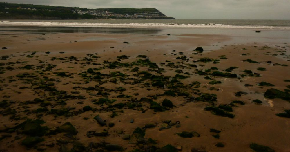 Photo in Sea and Sand #wales #sea #ceredigion