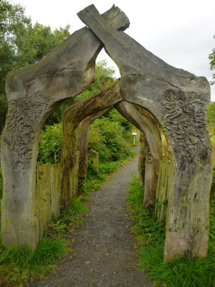 Photo in Landscape #tregaron #wales